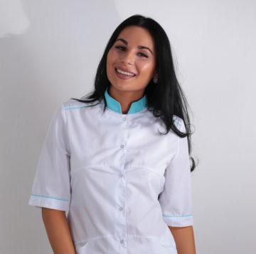 Кристина - специалист spa-программ, массажист, косметолог